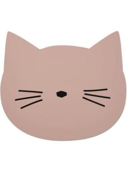 Liewood Placemat cat rose