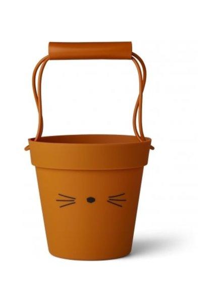 Liewood Linda bucket mustard