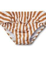 Elise baby girl swim pants mustard creme de la creme