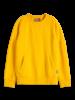 Scotch & Soda Crewneck yellow with pocket 151441