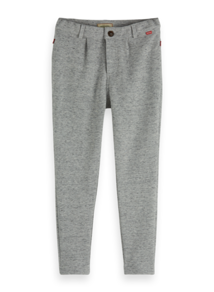 Scotch & Soda Small fit sweatpants grey