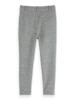 Scotch & Soda Small fit sweatpants grey