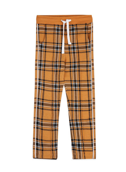 ammehoela Jaxx sweatpants Yellow Check
