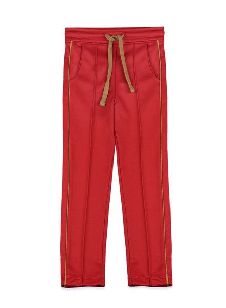 ammehoela Jax sweatpants warm red
