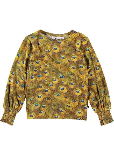 Molo Longsleeve sweater peacock razilee