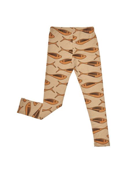 CarlijnQ Gold fish - legging