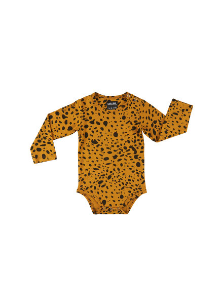 CarlijnQ Spotted animal - bodysuit