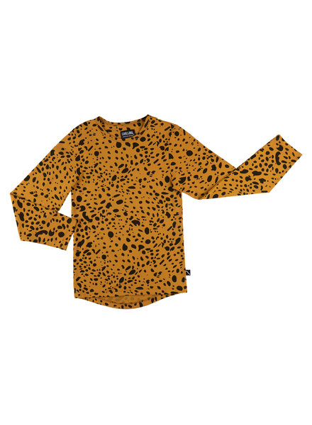 CarlijnQ Spotted animal - longsleeve (dropback)