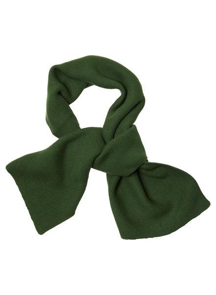 CarlijnQ Knit basics - scarf (green)