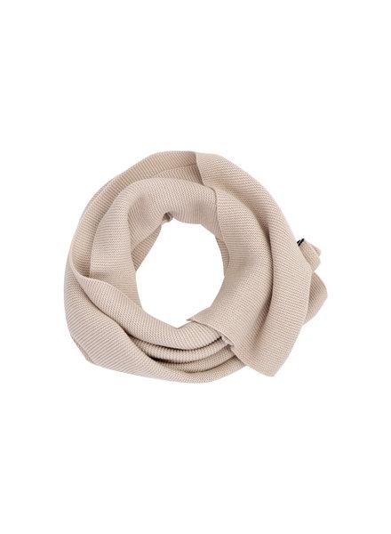CarlijnQ Knit basics - scarf (cream)