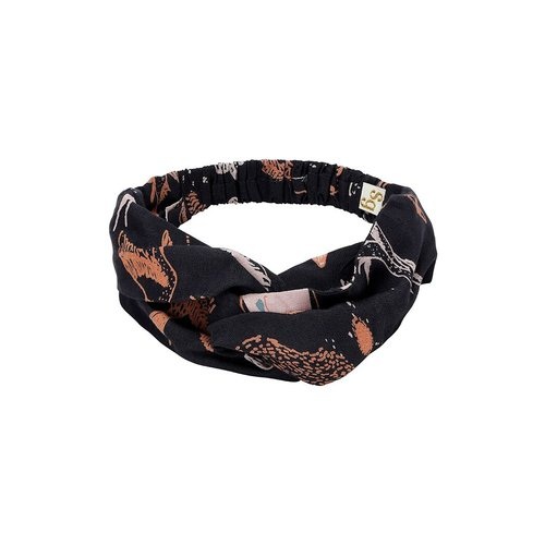 Soft Gallery Wrap hairband peat enchanted forest