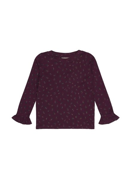 Soft Gallery Elia T-shirt  Petals Mini