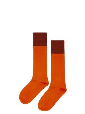 mingo Socks Bitter Chocolate/ Cinnamon