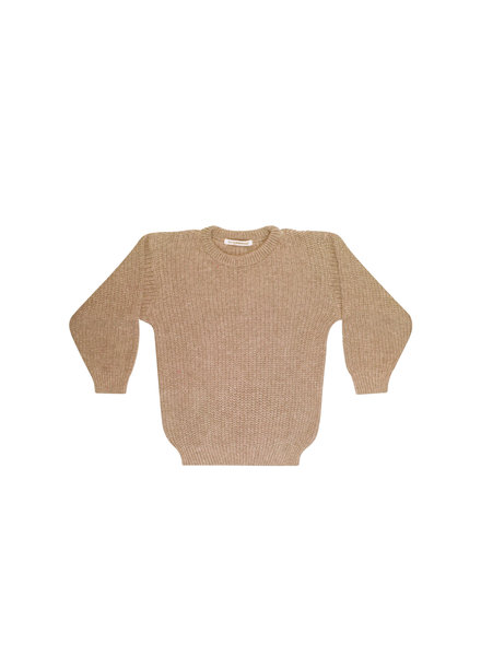 mingo Sweater knit	Beige