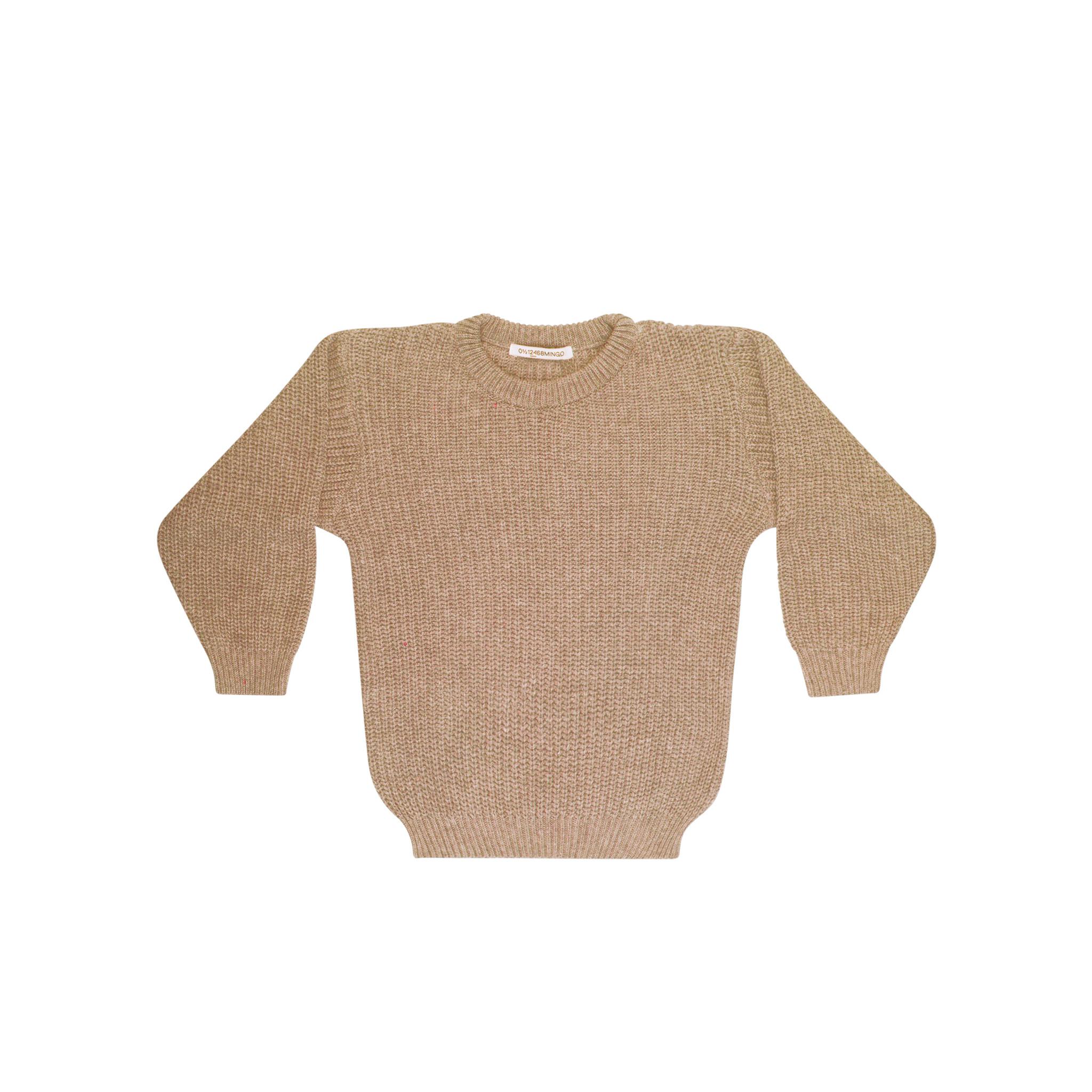 mingo Sweater knitBeige