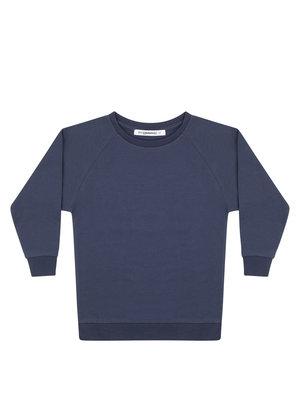 mingo Long sleeve indigo jersey