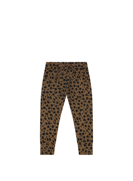 mingo Winter Slim fit jogger Scribble print Kangaroo