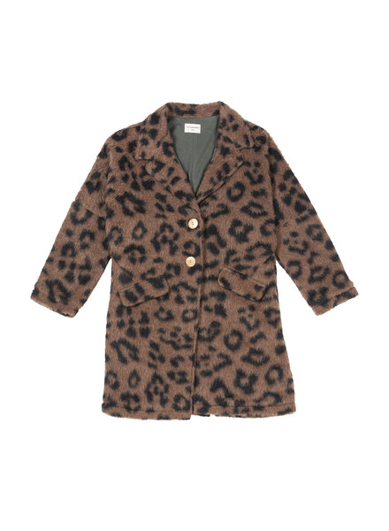 The Campamento LEOPARD COAT
