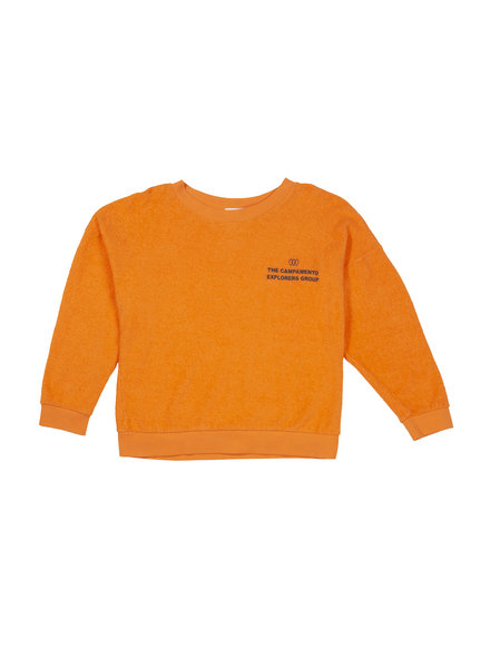 The Campamento EXPLORERS SWEATSHIRT