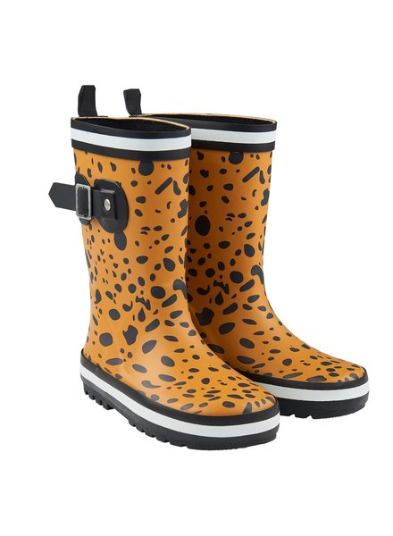 CarlijnQ Rain boots spotted animal