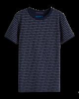 Scotch & Soda Tshirt donkerblauw
