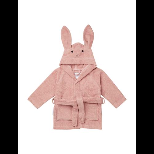 Liewood Lily bathrobe rabbit rose size 3-4