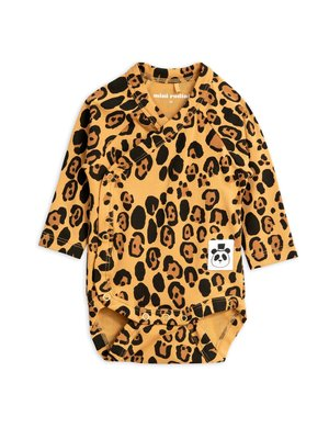 Mini rodini Basic leopard wrap body tencel