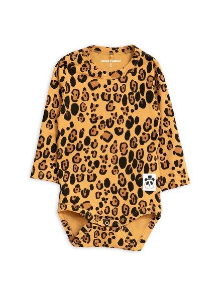 Mini rodini Basic leopard ls body tencel