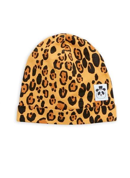 Mini rodini Basic leopard beanie