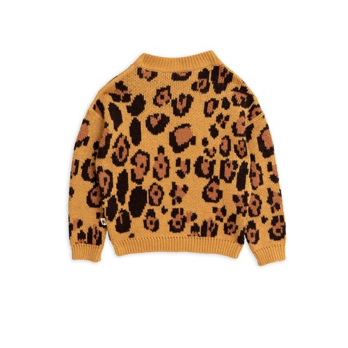 Mini rodini Leo knitted sweater