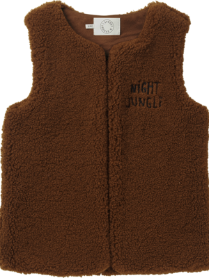Sproet&Sprout Gilet Terry