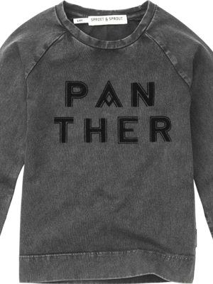 Sproet&Sprout Longsleeve Panther text