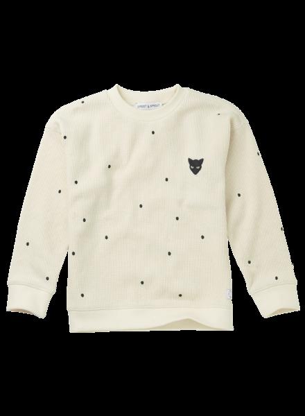Sproet&Sprout Sweatshirt dots