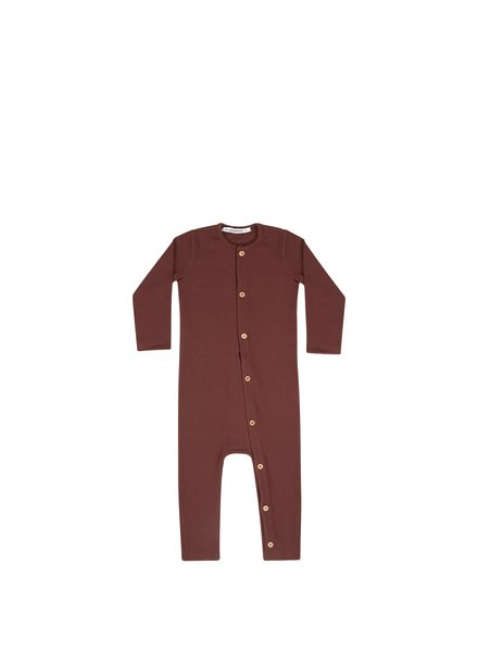 mingo Playsuit bitter chocolate