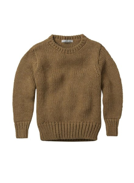 mingo Sweater knit sand
