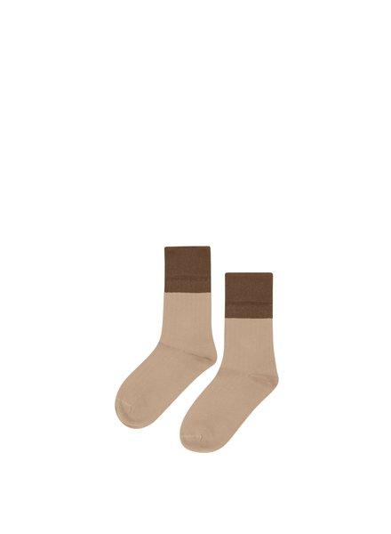 mingo Sock kangaroo sand