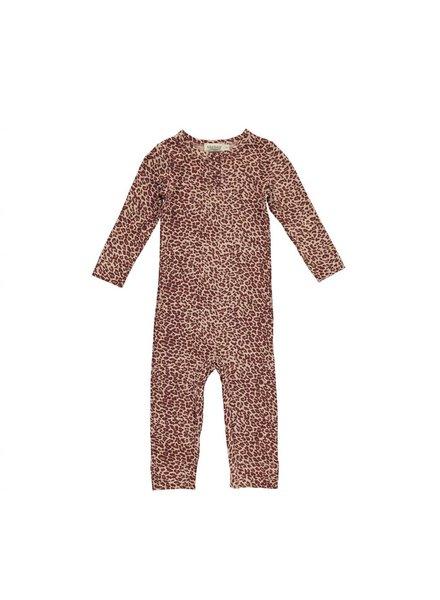 MarMAr CPH Suit wine leopard