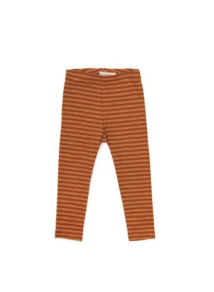 Phil &Phae Leggings stripe Golden spice