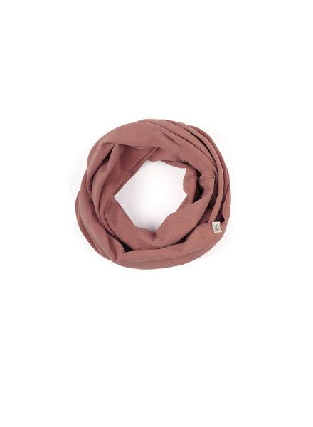 Phil &Phae Infinity scarf Dusty blush