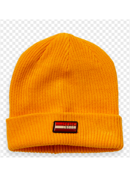 Scotch & Soda muts bright color beanie 2423 orange