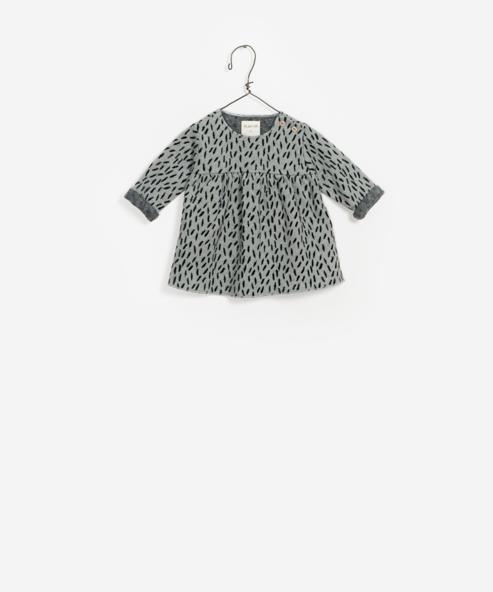 Play Up Jacquard Sweater 2AF11205