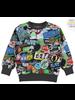Molo Mik stickers sweater