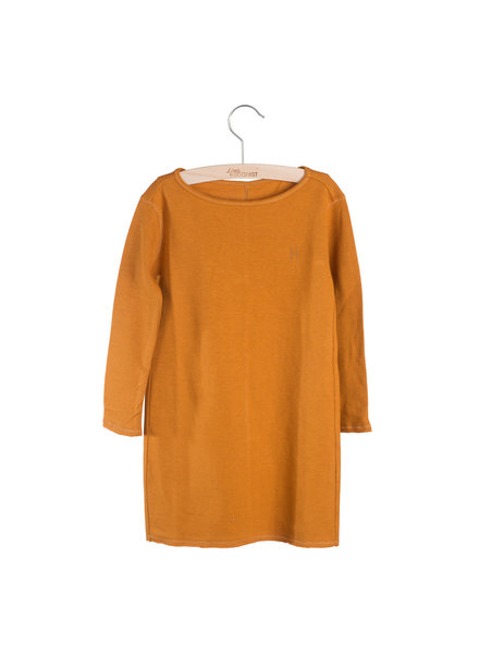 Little Hedonist Dress jacky pumpkin spice