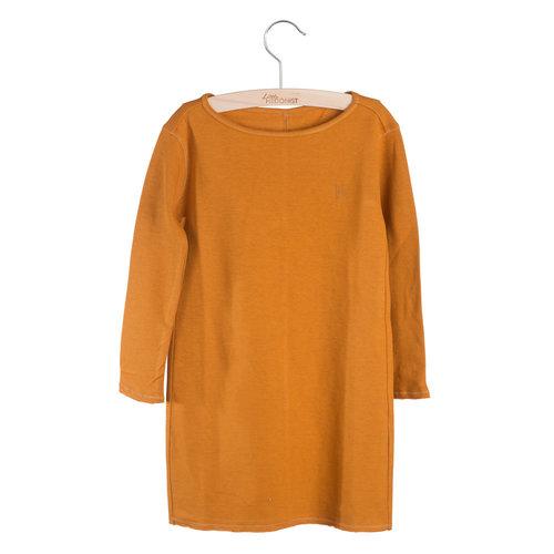 Little Hedonist Dress jacky pumpkin spice