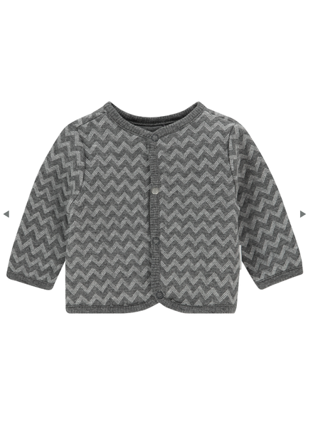 noppies vest cardigan Quanzhou grey melange 94511
