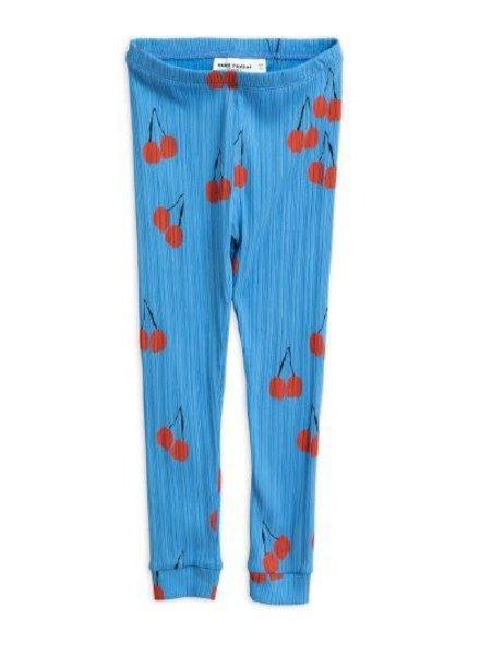 Mini rodini Cherry legging blue