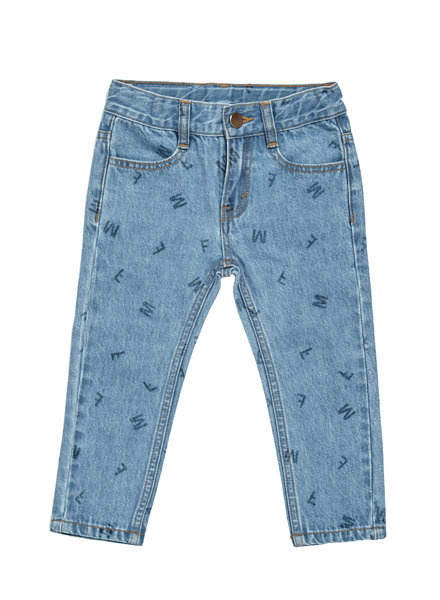 Maed for mini Brave Bull Jeans