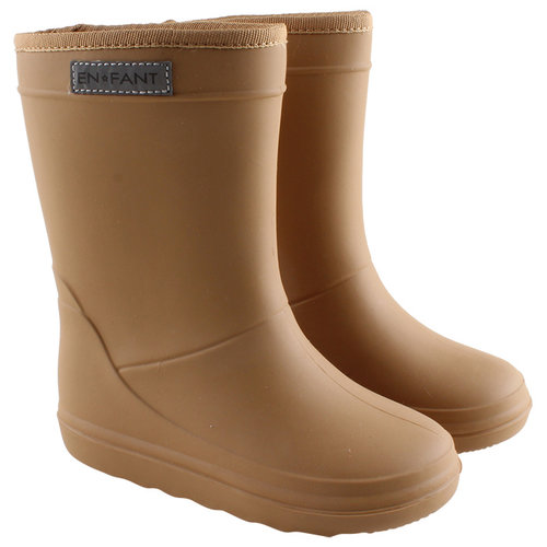 Enfant Thermo boot gold yellow