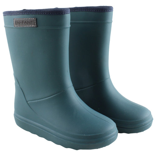 Enfant Thermo boot dark green