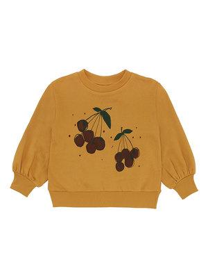 Soft Gallery Elvira sweatshirt inca gold